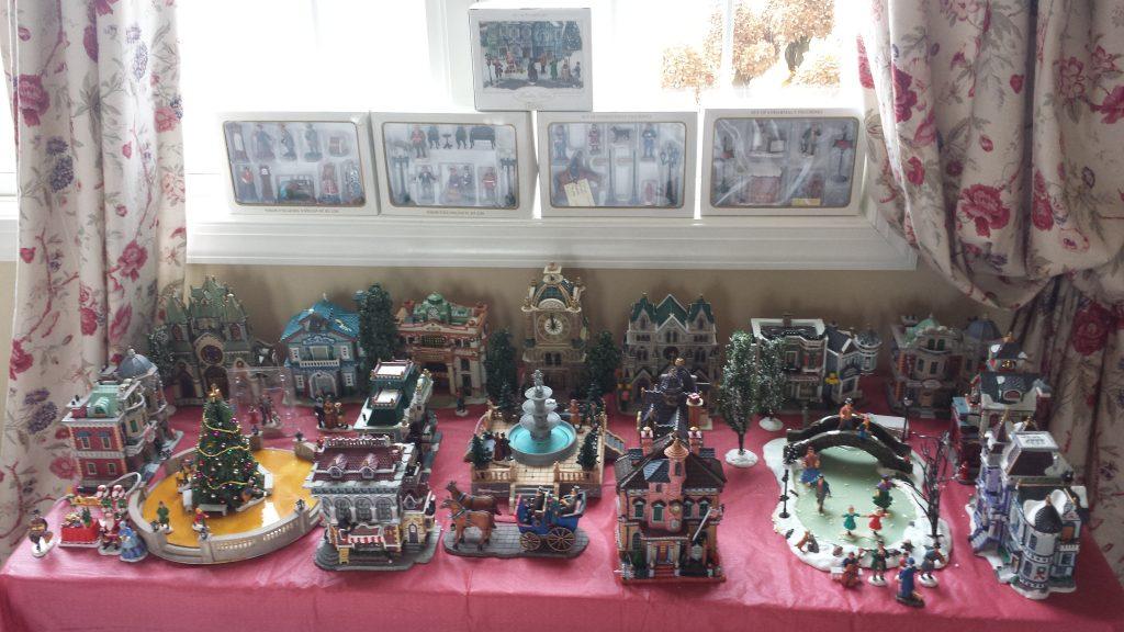 christmas village set - Best Christmas Village Sets